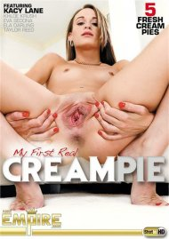 My First Real Creampie