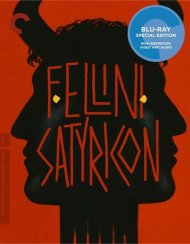 Fellini Satyricon: The Criterion Collection Blu-ray Movie