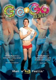 Go Go Reject gay cinema DVD from Small Box Films.