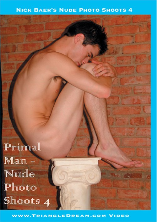 Primal Man: Nude Photo Shoots 4