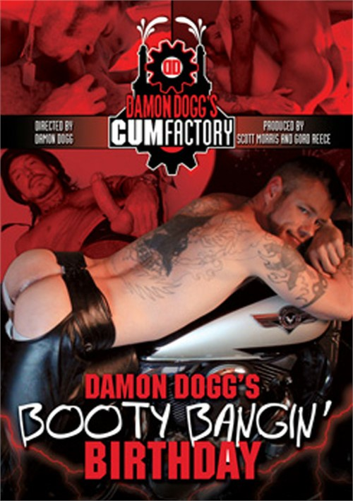 Damon dogg cum factory the official site of damon dogg