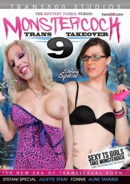 Monstercock Trans Takeover 9 Porn Movie