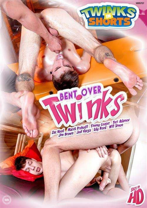 Bent Over Twinks Boxcover