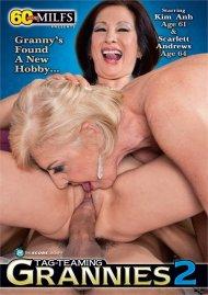 Tag-Teaming Grannies 2 Porn Movie