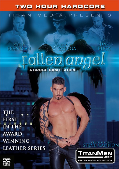 Fallen Angel 1 Cover Front