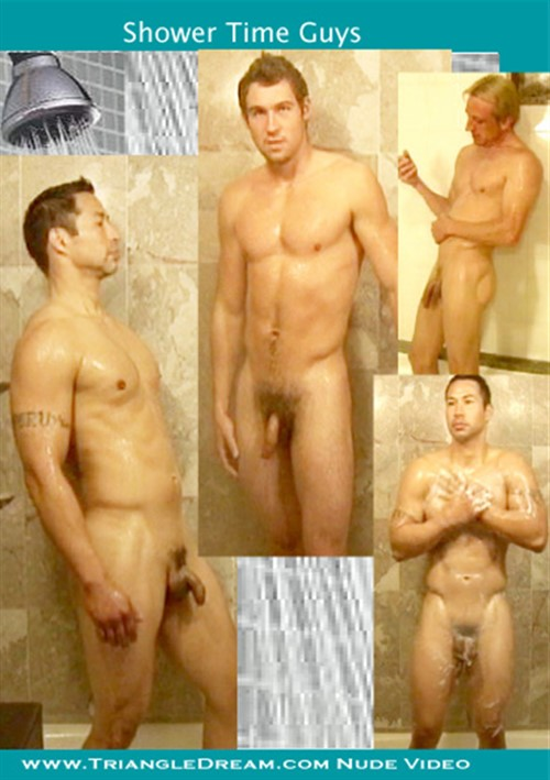 Shower Time Guys Boxcover