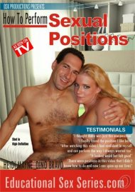 How To Perform Sexual Positions Porn Video