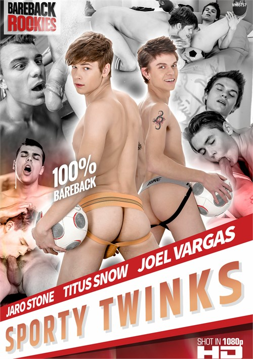 Sporty Twinks Boxcover