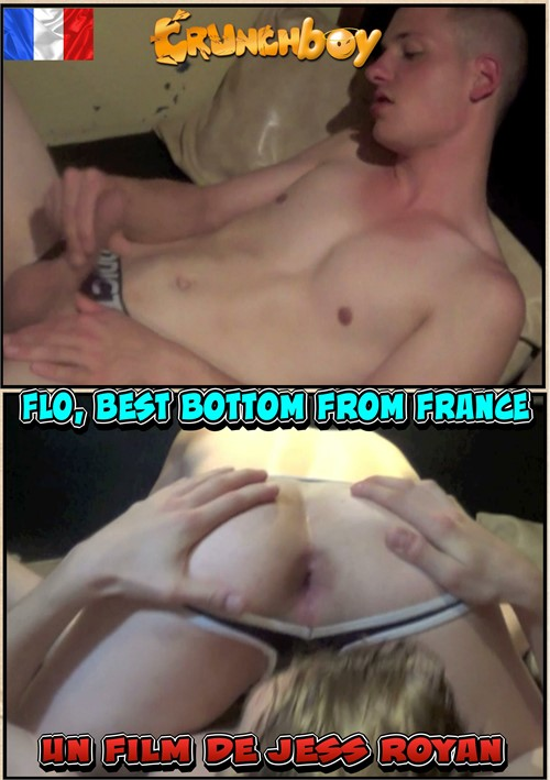 Flo, Best Bottom from France Boxcover