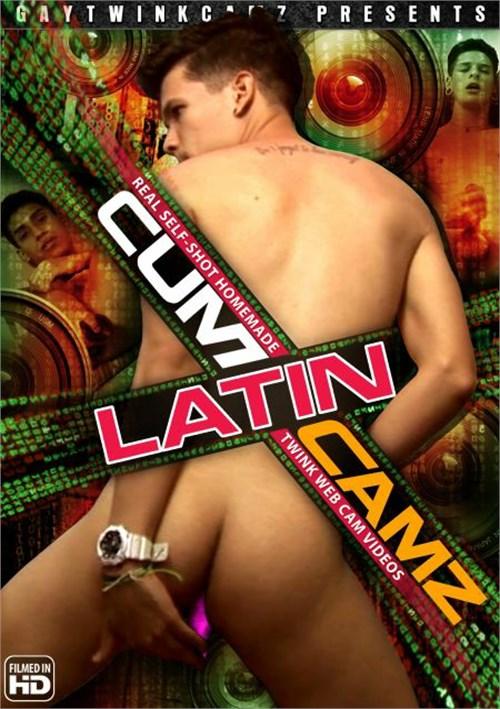Latin Cum Camz Boxcover