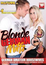 Blonde German MILFs