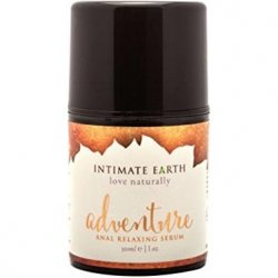 Intimate Earth: Adventure Anal Relaxing Serum - 1oz