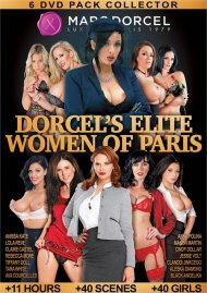 Dorcel's Elite Women Of Paris
