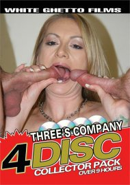 Three's Company 4 Disc Collector Pack