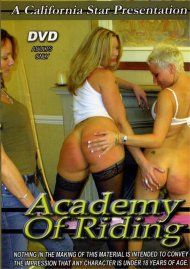 Academy of Riding Porn Video