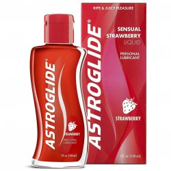 Astroglide - Sensual Strawberry - 5 oz. Sex Toy