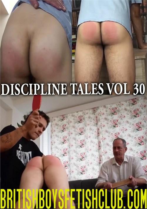 Discipline Tales Vol 30 Boxcover