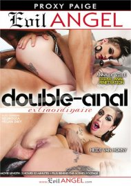 Double-Anal Extraordinaires Porn Video