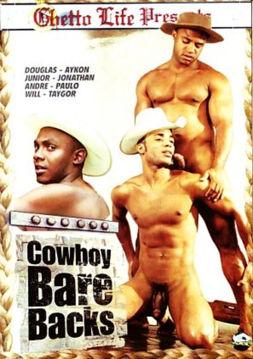Cowboy Bare Backs Boxcover