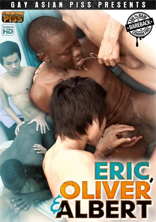 Eric, Oliver & Albert Boxcover