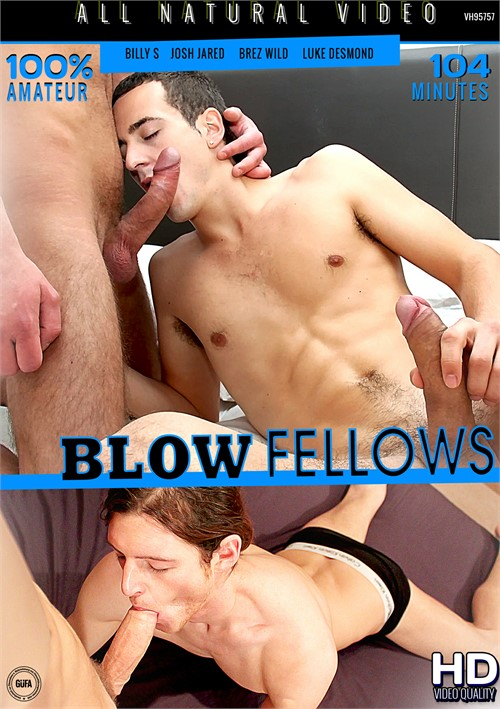 Blow Fellows Cover Front