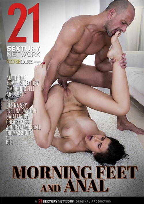 Morning Feet And Anal