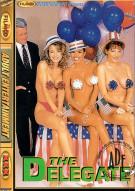 Delegate, The Porn Video