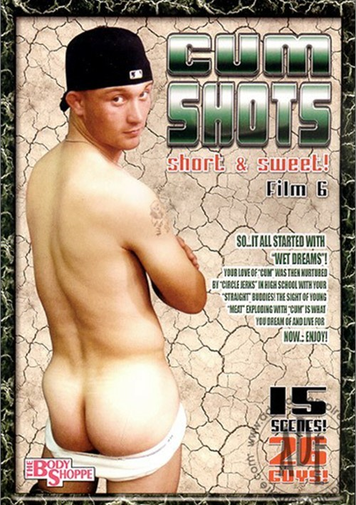 Cum Shots 6: Short & Sweet Boxcover
