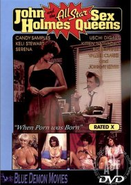 John Holmes and the All Star Sex Queens image