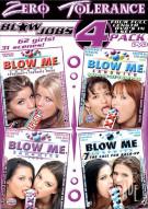 Blow Jobs 4-Pack Porn Movie