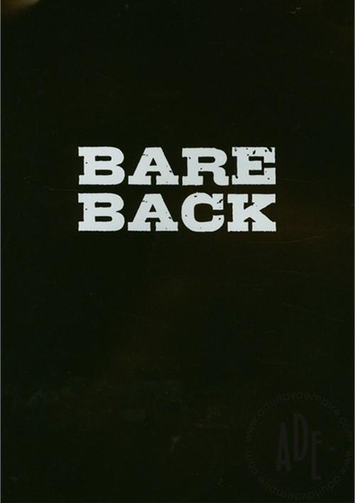 Bareback Boxcover