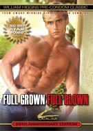 Full Grown Full Blown Boxcover