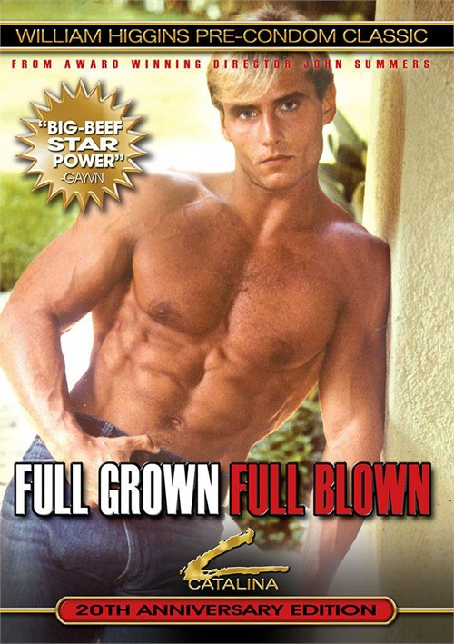 Full Grown Full Blown Boxcover