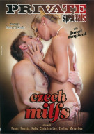 Czech Milfs Porn Movie