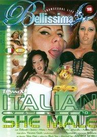 Italian She Male #10 Porn Video