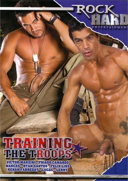 Training The Troops Boxcover