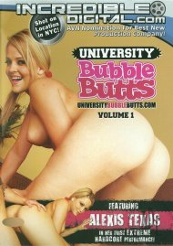 University Bubble Butts Vol.1 Porn Video