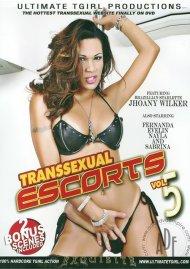 Transsexual Escorts 5 Porn Movie