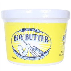 Boy Butter Original - 16 oz. Tub
