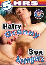 Hairy Granny Sex Avengers Porn Video