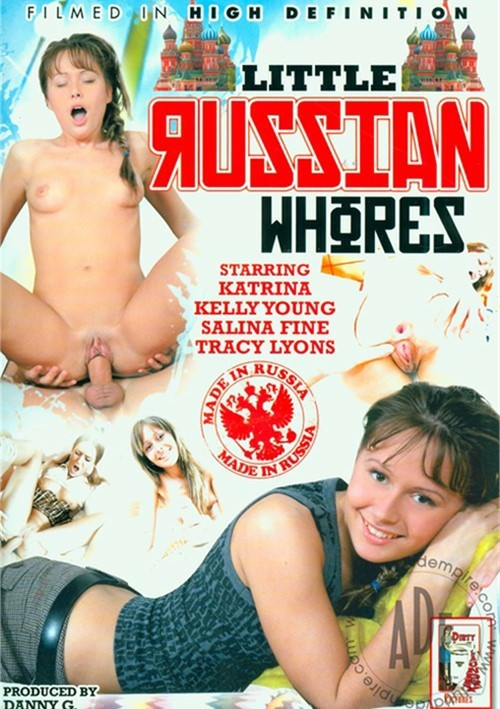 Little Russian Whores | Porn DVD (2011) | Popporn