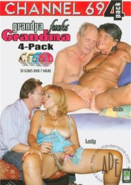 Grandpa Fucks Grandma 4-Pack Porn Movie