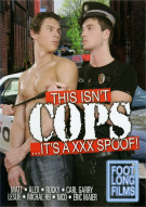 This Isn't Cops...It's A XXX Spoof! Boxcover