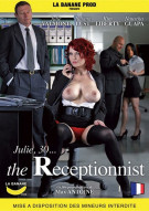Julie, 30, The Receptionist (French) Porn Video