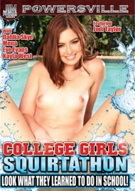 College Girls Squirtathon