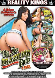 Big Ass Brazilian Butts 4-Pack
