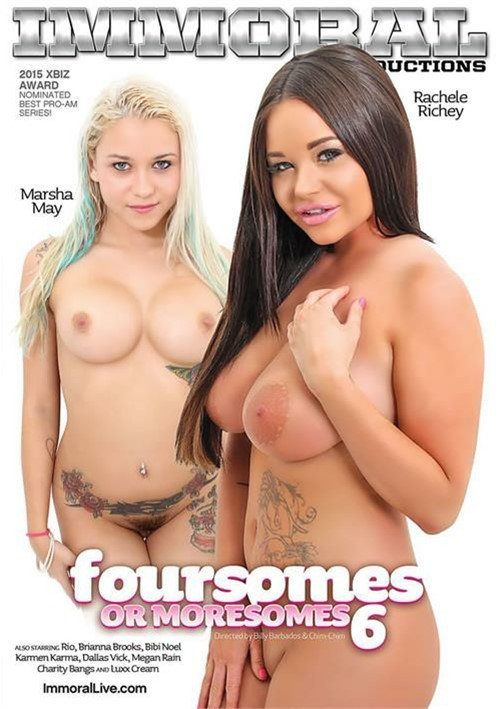 Foursomes Or Moresomes Vol. 6