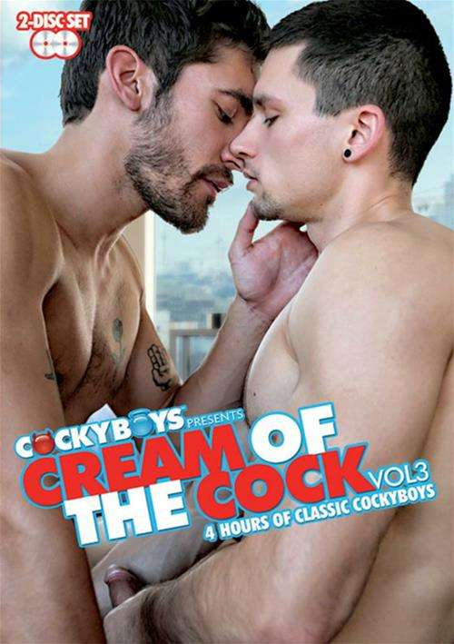 Cream of the Cock Vol. 3 Boxcover
