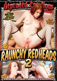 Raunchy Redheads 2 Porn Video