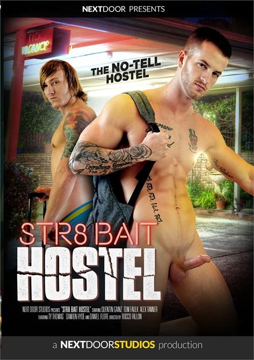 Str8 Bait Hostel Cover Front